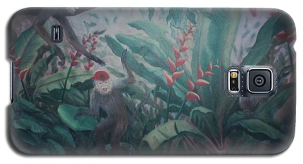 Monkees In The Jungle Galaxy S5 Case