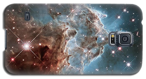 Galaxy S5 Case featuring the photograph Monkey Head Nebula by Marco Oliveira