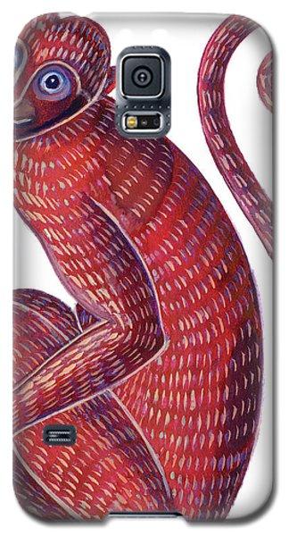 Monkey Galaxy S5 Case