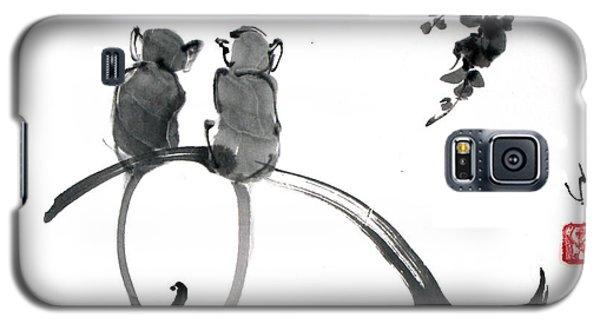 Monkeys Galaxy S5 Case