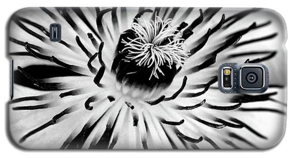 Mono Clematis Galaxy S5 Case