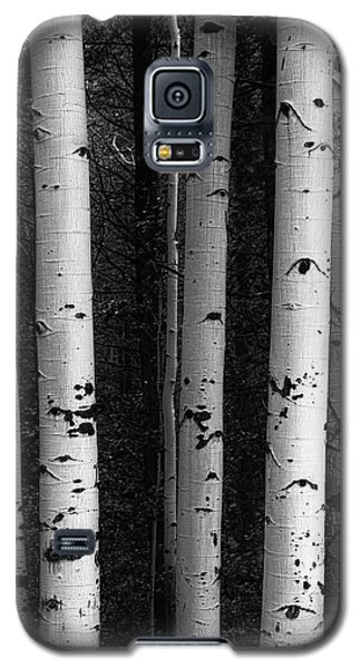 Galaxy S5 Case featuring the photograph Monochrome Wilderness Wonders by James BO Insogna