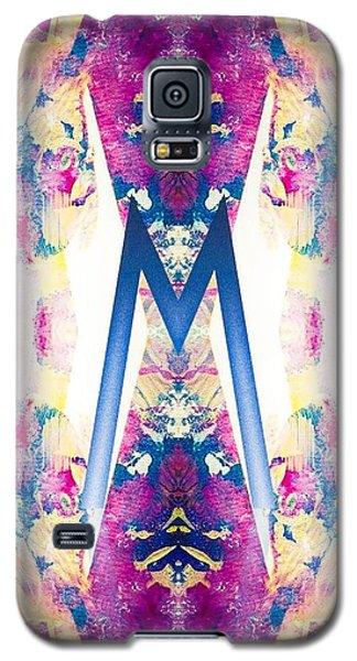 Monogram M - 0 - 8 Galaxy S5 Case