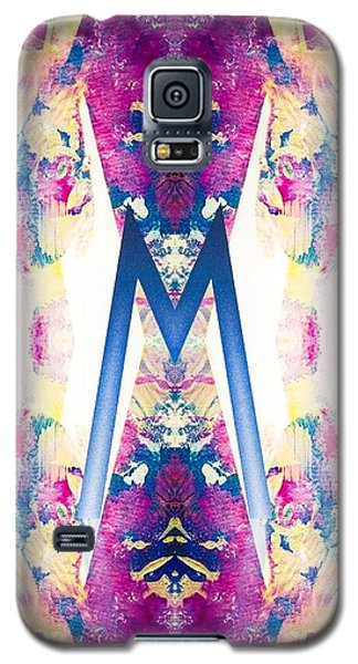 Monogram M - 0 - 8 Galaxy S5 Case