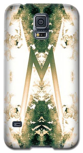 Monogram M - 0 - 9 Galaxy S5 Case