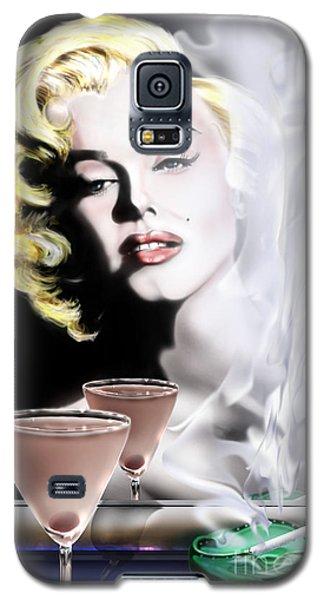 Monroe-seeing Beyond Smoke-n-mirrors Galaxy S5 Case