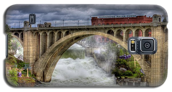 Monroe Street Bridge Spokane Galaxy S5 Case