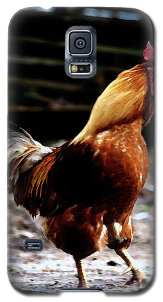 Monsieur Coq  Galaxy S5 Case