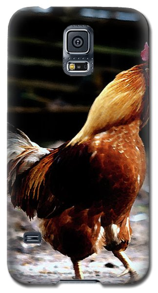 Monsieur Coq  Galaxy S5 Case