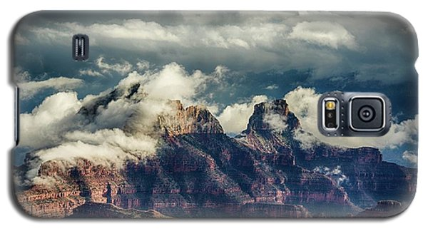 Monsoon Clouds Grand Canyon Galaxy S5 Case