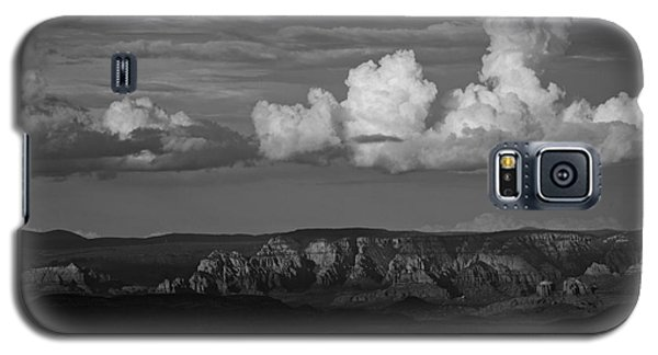 Monsoon Clouds Over Sedona Galaxy S5 Case