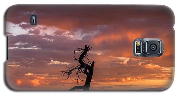 Monsoon Sunset Galaxy S5 Case