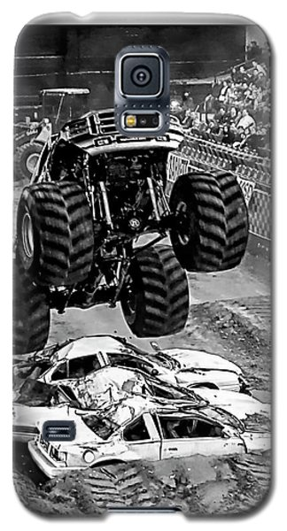 Monster Truck 2b Galaxy S5 Case