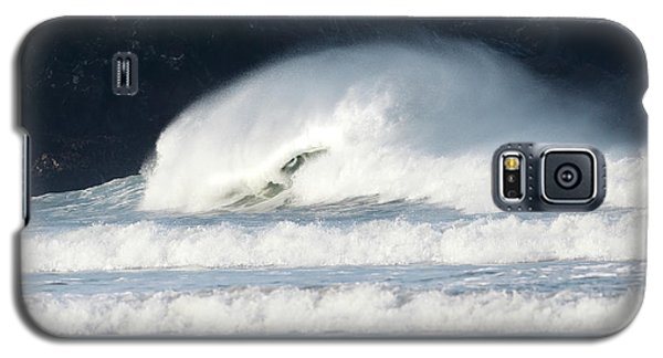 Galaxy S5 Case featuring the photograph Monster Wave by Nicholas Burningham