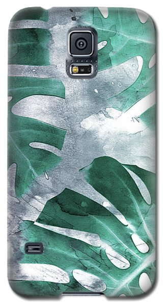 Monstera Theme 1 Galaxy S5 Case