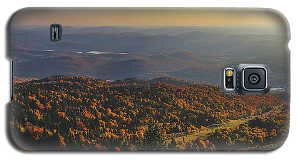 Mont Tremblant Summit Panorama Galaxy S5 Case