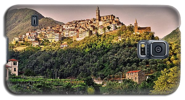 Montalto Ligure - Italy Galaxy S5 Case by Juergen Weiss