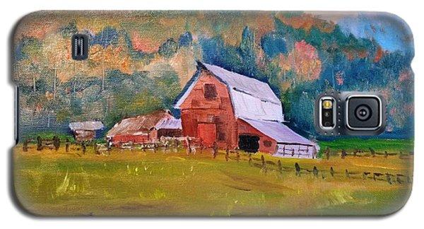 Montana Barn Galaxy S5 Case