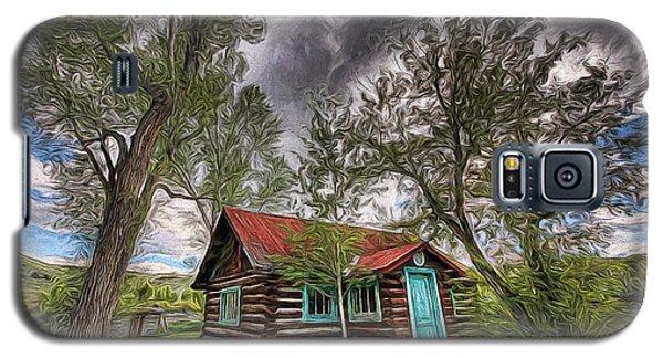 Montana Cabin Galaxy S5 Case