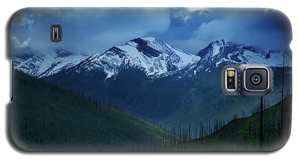 Montana Mountain Vista #2 Galaxy S5 Case