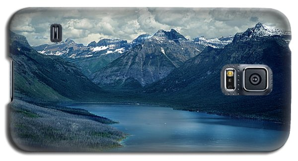 Montana Mountain Vista And Lake Galaxy S5 Case