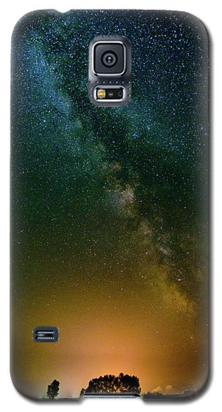 Montana Night Galaxy S5 Case