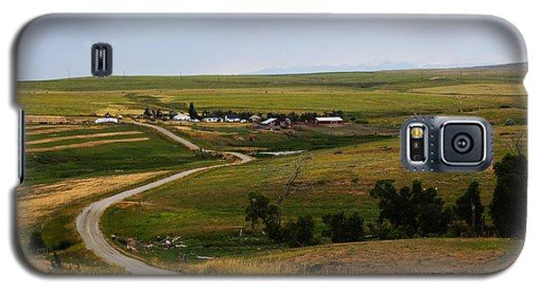 Montana Ranch 3 Galaxy S5 Case