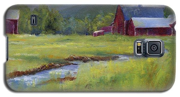 Montana Ranch Galaxy S5 Case