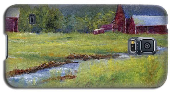 Montana Ranch Galaxy S5 Case