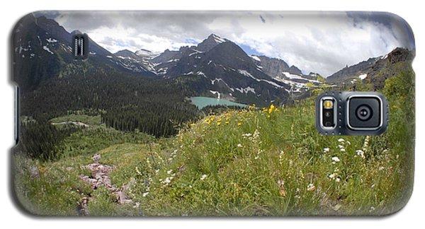 Montana Rolling Wildflowers Galaxy S5 Case