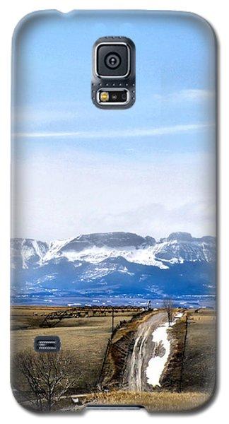 Montana Scenery One Galaxy S5 Case