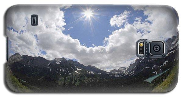 Montana Sun Burst Galaxy S5 Case