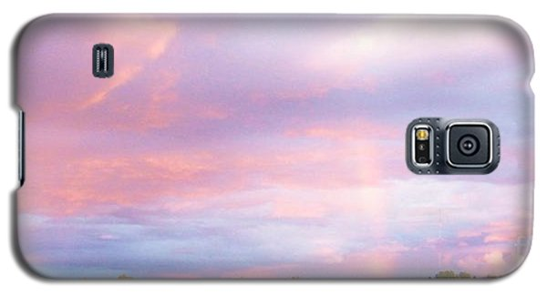 Montana Sunset 1 Galaxy S5 Case