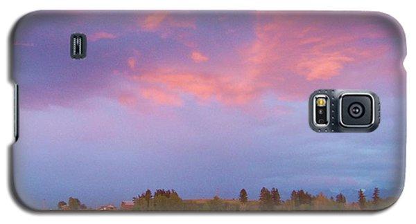Montana Sunset 2 Galaxy S5 Case