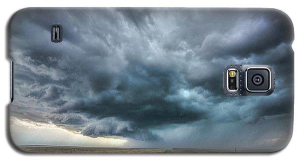 Montana Thunderstorm Galaxy S5 Case