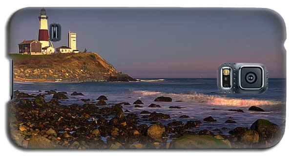 Montauk Lighthouse Galaxy S5 Case