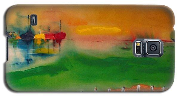 Montauk Marina Galaxy S5 Case