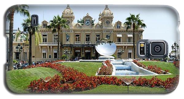 Monte Carlo Casino Galaxy S5 Case