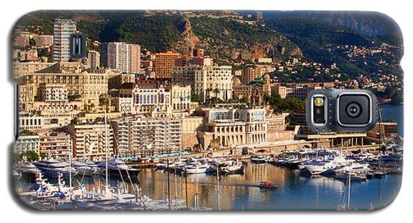 Monte Carlo Galaxy S5 Case