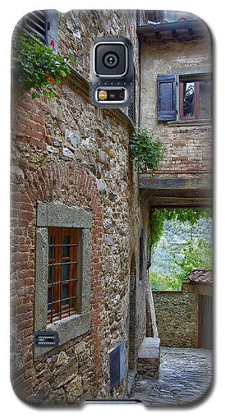Montefioralle Tuscany 2 Galaxy S5 Case