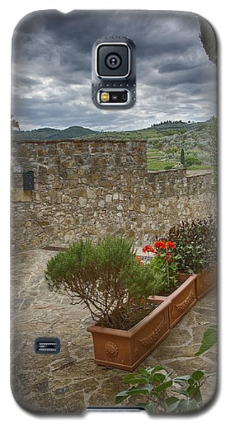Montefioralle Tuscany 4 Galaxy S5 Case