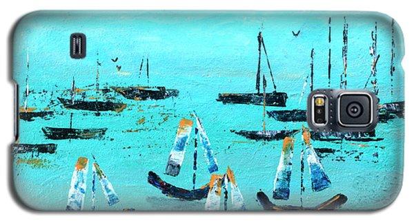 Monterey Boats Galaxy S5 Case
