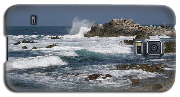 Monterey Coastline Galaxy S5 Case