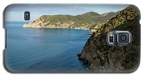 Monterosso And The Cinque Terre Coast Galaxy S5 Case