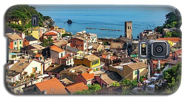 Monterosso In The Cinque Terre Galaxy S5 Case