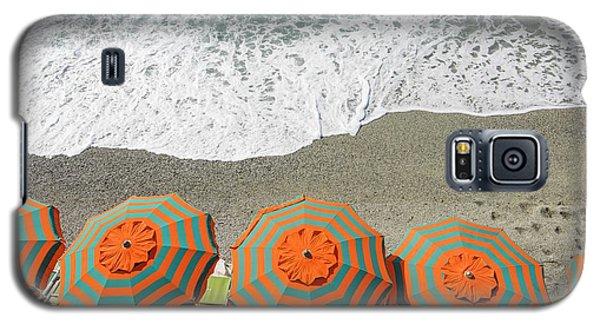 Monterosso Umbrellas Galaxy S5 Case