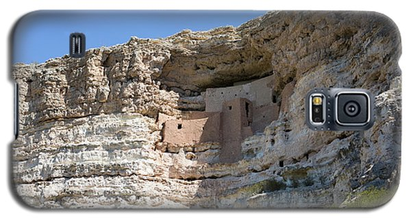 Montezuma Castle National Monument Arizona Galaxy S5 Case