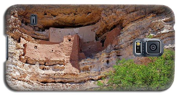 Galaxy S5 Case featuring the photograph Montezuma's Castle by Arthur Dodd
