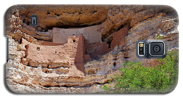 Montezuma's Castle Galaxy S5 Case