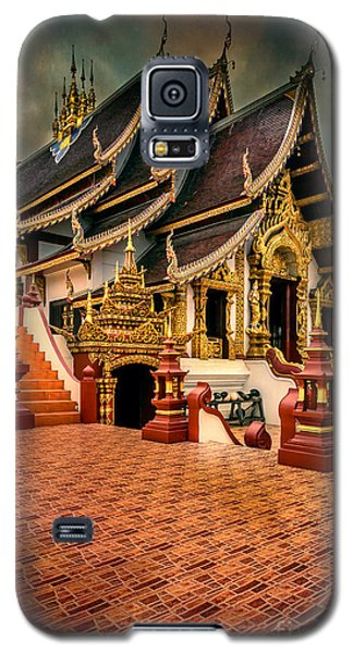 Monthian Temple Chiang Mai  Galaxy S5 Case